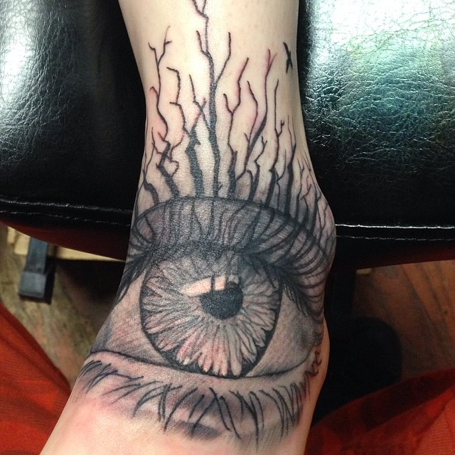 Eye On Ankle